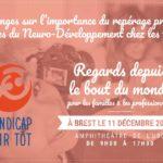 Journée « Repérage précoce des Troubles du Neuro-Développement chez les tout-petits » à Brest (Finistère)
