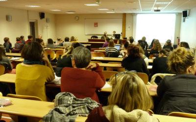 « Handicap, Agir Tôt » était à Brest pour une soirée de présentation dédiée aux professionnels de soin de la petite enfance