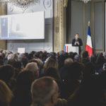 Emmanuel Macron élargit le champ de l'action précoce