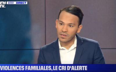 Mohamed Bouhafsi ambassadeur de la CNAPE (Protection de l'enfance)