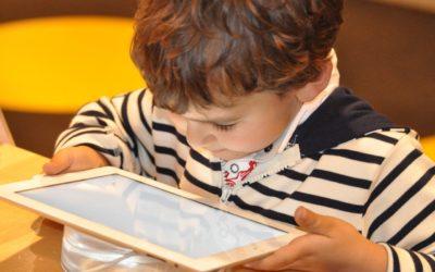 Des tablettes pour les familles d'enfants handicapés